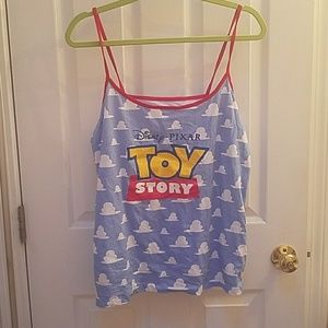 NWOT Adorable Toy Story top